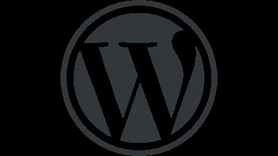 WordPress W logotype