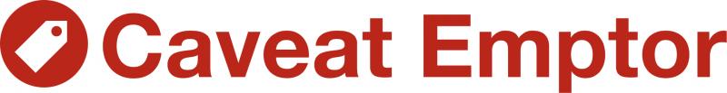 The Caveat Emptor logo.